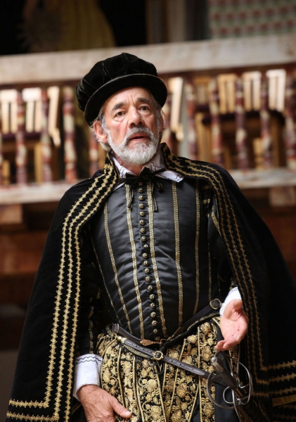 Photo Flash: First Look at Mark Rylance and More Returning to the Apollo Theatre in RICHARD III