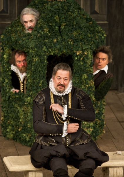 Photo Flash: First Look at Mark Rylance and More Returning to the Apollo Theatre in TWELFTH NIGHT