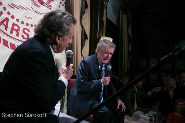 Bill Boggs & Regis Philbin at Regis Philbin Brings 'How I Got This Way' to Friars Club