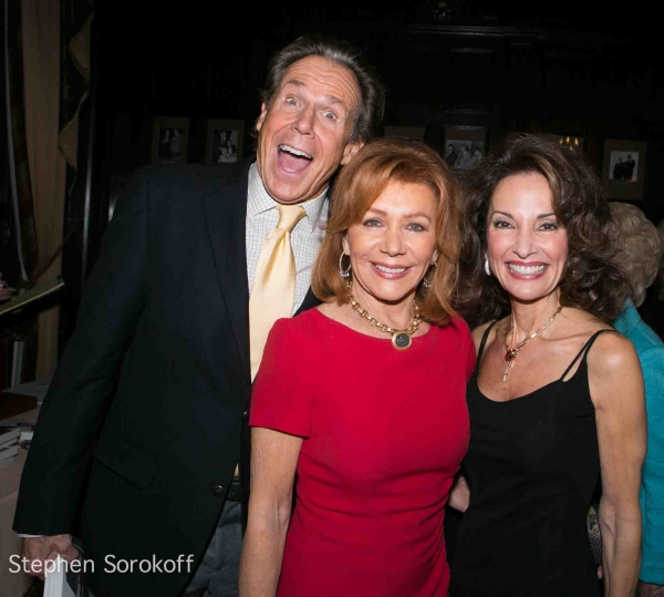 Bill Boggs, Joy Philbin, Susan Lucci at Regis Philbin Brings 'How I Got This Way' to Friars Club