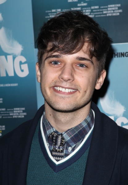 attending the Off-Broadway Opening Night Performance After Party for 'Falling' at Knickerbocker Bar & Grill on October 15, 2012 in New York City. at FALLING's Opening Night After Party