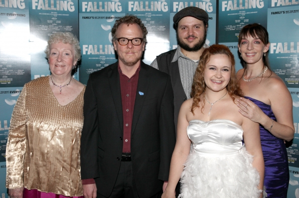 Celia Howard, Daniel Pearce, Daniel Everidge, Jacey Powers and Julia Murney