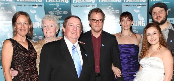 Director Lori Adams, Celia Howard, Producer Terry Schnuck, Daniel Pearce, Julia Murne Photo