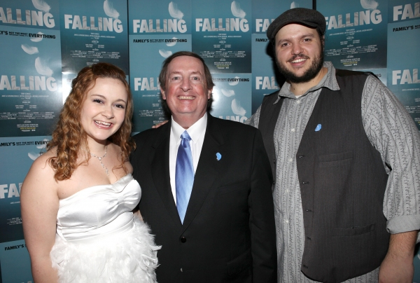 Jacey Powers, Producer Terry Schnuck and Daniel Everidge   Photo