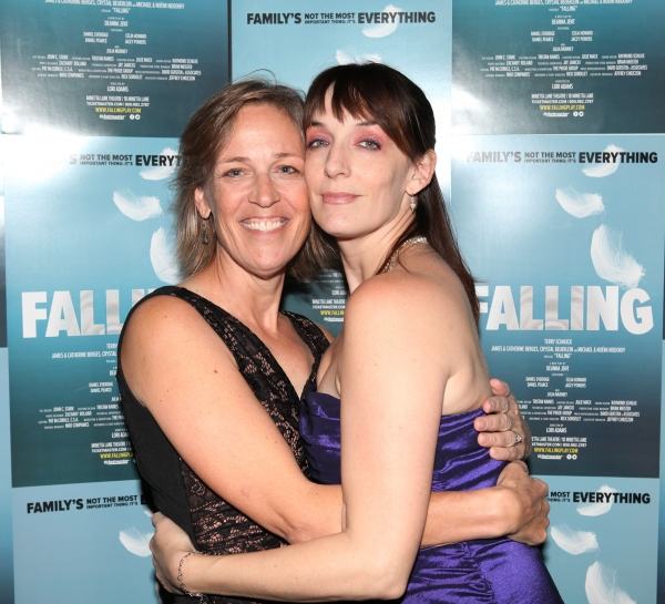 Director Lori Adams and Julia Murney