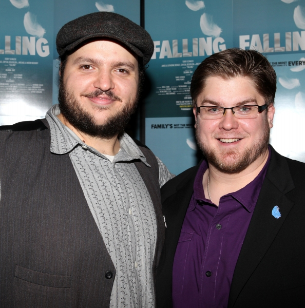 Daniel Everidge and Jonathan Judge Russo  Photo