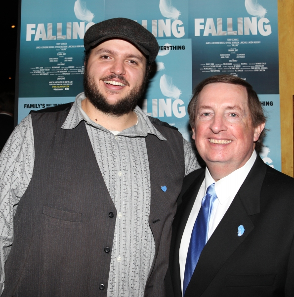 Daniel Everidge and Producer Terry Schnuck