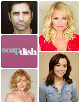 EXCLUSIVE: Chenoweth, Stamos, Krakowski, Milioti & More Set for SOAP DISH THE MUSICAL Reading