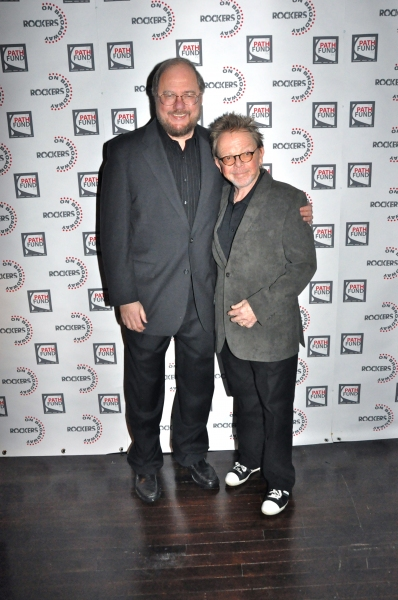 Rupert Holmes and Paul Williams 