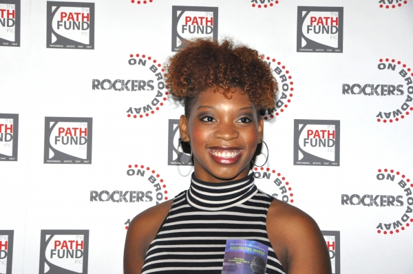 Photo Coverage: John Tartaglia, Ryann Redmond, and More at ROCKERS ON BROADWAY- Arrivals!