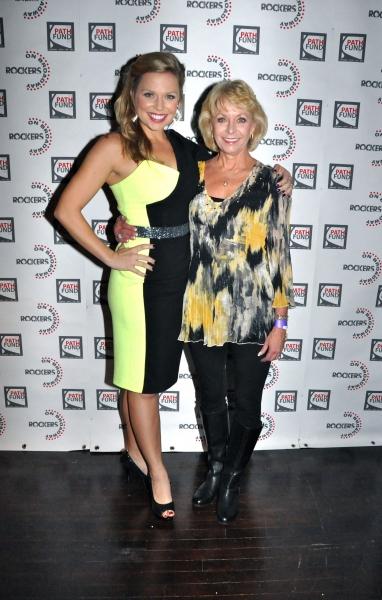 Crystal Mosser and her mom Sandi Mosser Photo