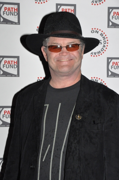 Micky Dolenz at John Tartaglia, Ryann Redmond, and More at ROCKERS ON BROADWAY- Arrivals!
