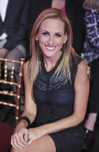 Marlee Matlin at Behind-the-Scenes of ABC's DWTS: ALL STARS