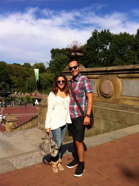 BWW Blog: Neka Zang of Broadway's ROCK OF AGES - City Love