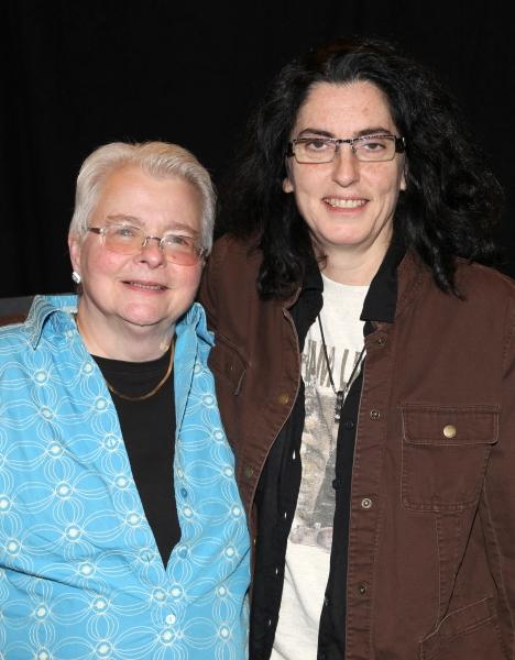 playwright Paula Vogel and director Tina Landau