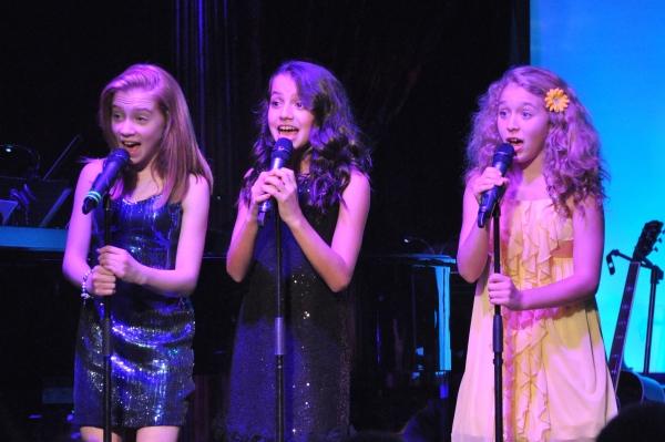 Lauren Weintraub, Isabela Moner and Tanner Tompkins Photo
