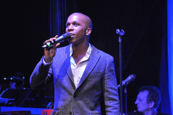 Photo Coverage: Leslie Odom Jr., Alice Ripley and More Perform at ROCKERS ON BROADWAY