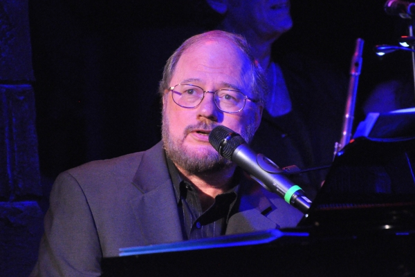 Photo Coverage: ROCKERS ON BROADWAY Present Awards to Rupert Holmes, Paul Williams and Kenneth Ascher
