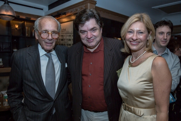 Photo Flash: Brian D'Arcy James, Richard Thomas and More Celebrate Lapham's Quarterly's POLITICS at Joe's Pub