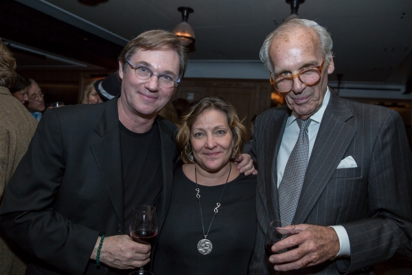 Photo Flash: Brian D'Arcy James, Richard Thomas and More Celebrate Lapham's Quarterly's POLITICS at Joe's Pub