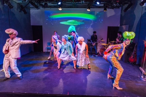 Photo Flash: First Look at HOMO THE MUSICAL! at The Wild Project