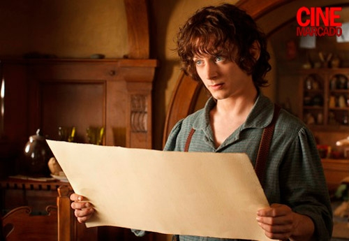 Elijah Wood at New Batch of Images from THE HOBBIT Released