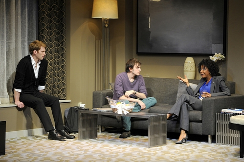 Photos: First Look at Huntington Theatre's NOW OR LATER