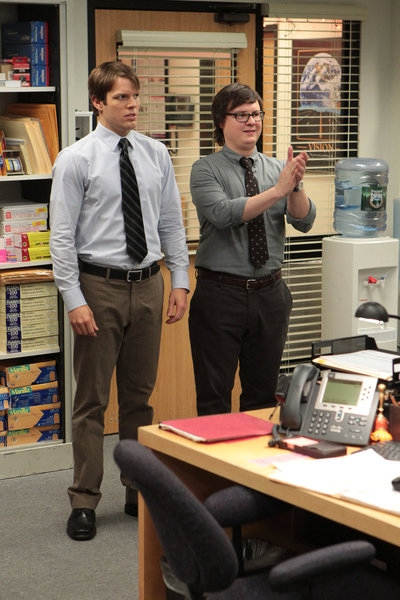 Jake Lacy, Clark Duke