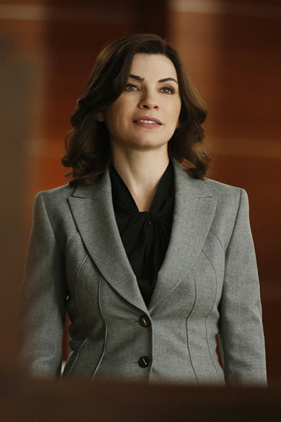 Photo Flash: First Look at THE GOOD WIFE's Episode, 'The Art of War,' 11/4