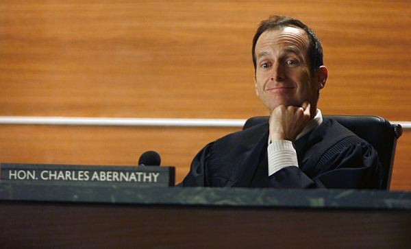 Denis O'Hare  at First Look at THE GOOD WIFE's Episode, 'The Art of War,' 11/4