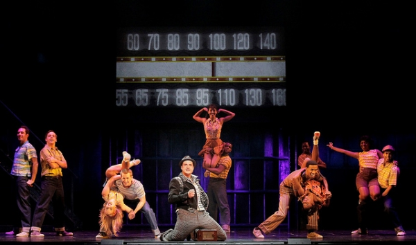 BWW Reviews: The National Tour of MEMPHIS at the Denver Center - Amazing Voices!