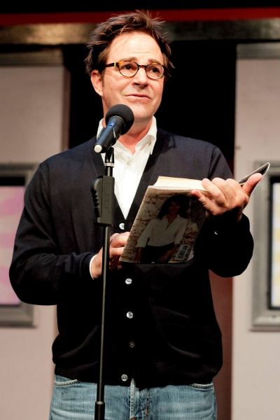 Photo Flash: Colin Hanks, Roger Bart & More in CELEBRITY AUTOBIOGRAPHY