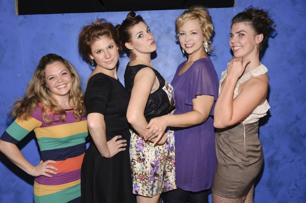 Photo Flash: Inside Opening Night of 5 LESBIANS EATING A QUICHE