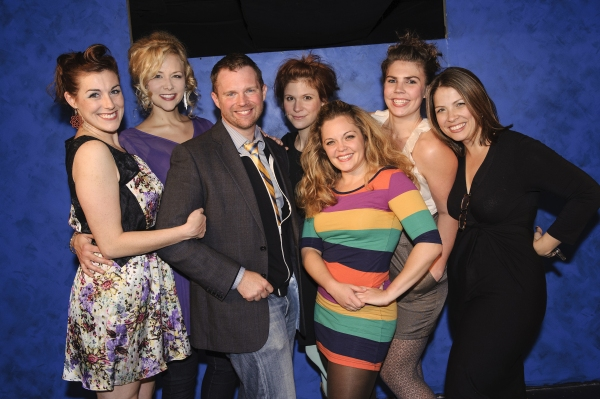 Caitlin Chuckta, Thea Lux, Rachel Farmer, Megan Johns, Maari Suorsa Photo