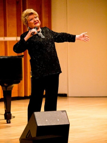 Photo Flash: Inside Johnny Mercer Foundation's CELEBRATE!  BROADWAY CLOSE UP SERIES