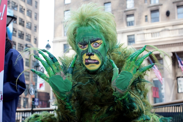 Photo Coverage: The Grinch Takes Over Madison Square Garden for Garden of Dreams