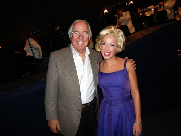 Frank Abagnale, Jr. and Caitlin Maloney