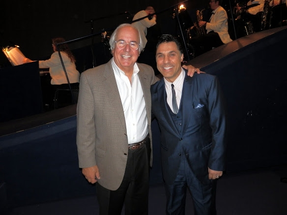 Frank Abagnale, Jr. and Dominic Fortuna Photo