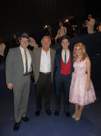 Merritt David Janes, Frank Abagnale, Jr., Stephen Anthony and Aubrey Mae Davis Photo