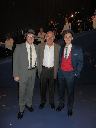 Merritt David Jane, Frank Abagnale, Jr. and Stephen Anthony