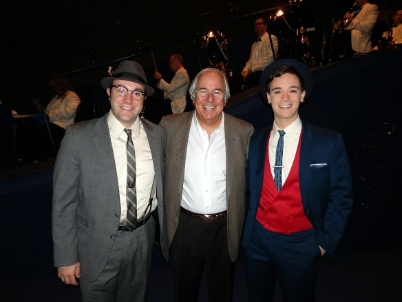 Merritt David Janes, Frank Abagnale, Jr and Stephen Anthony