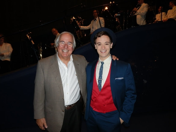 Frank Abagnale, Jr. and Stephen Anthony