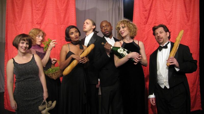 Photo Flash: Musical Director Bob Goldstone Joins Medicine Show Theatre's FIFTY MILLION FRENCHMEN
