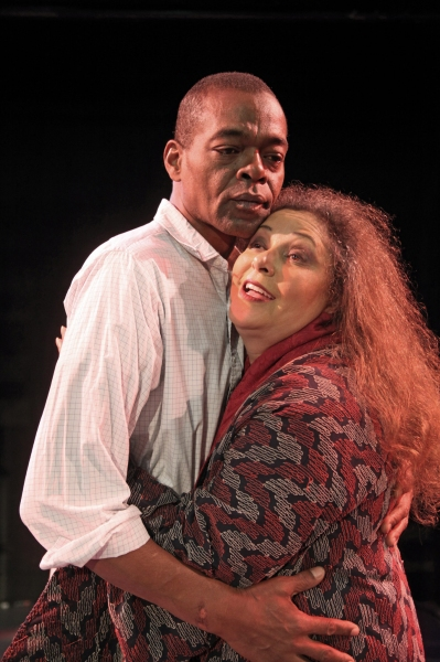 Photo Flash: First Look at New Federal Theater's SOWA'S RED GRAVY