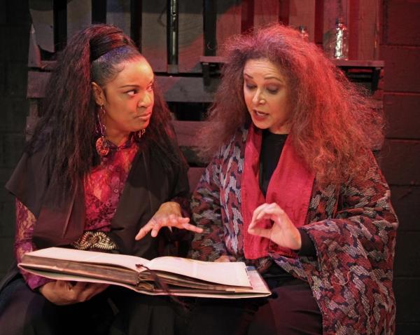 Toni Seawright & Lonette McKee
