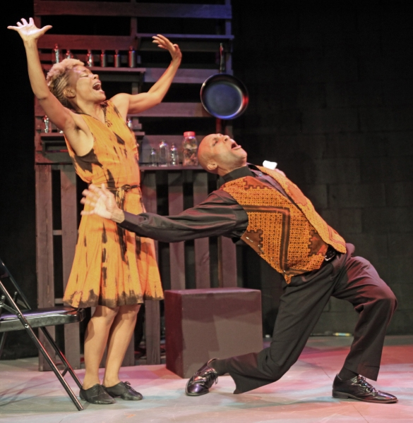 Iris Wilson & Gary Vincent