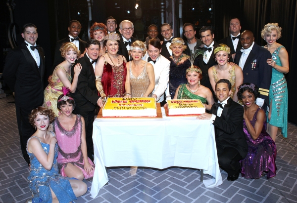 FREEZE FRAME: NICE WORK IF YOU CAN GET IT Celebrates 200th Performance