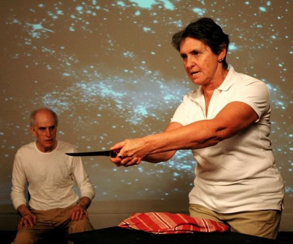 Paul Zimet and Ellen Maddow