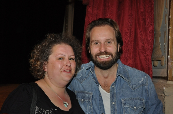 Photo Coverage: Alfie Boe Plays NYC's Town Hall!