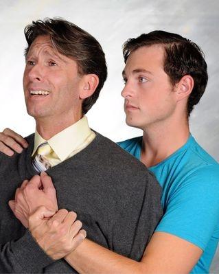 Darren McDonnell and Chris Jehnert